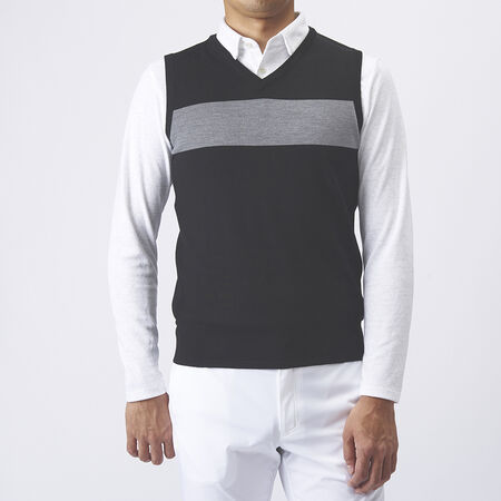 V NECK SWEATER VEST