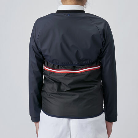 DETACHABLE SLEEVE FZ JACKET