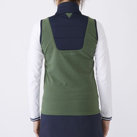 TAILORED PARTIAL FILL VEST
