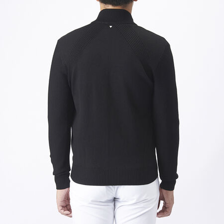 HYBRID FZ SWEATER JACKET