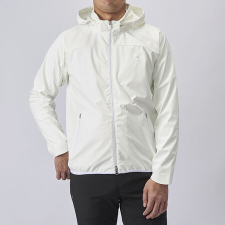 DETACHABLE HOODY WIND JACKET
