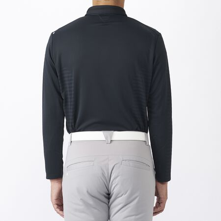 TAILORED BODY MAP L/S POLO