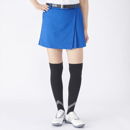 BACK PLEATS SKORT