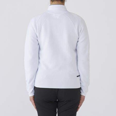 WHOLEGARMENT F/Z SWEATER