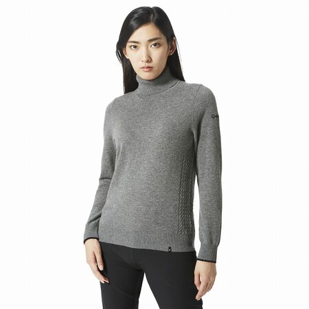 CASHMERE BLENDED SWEATER
