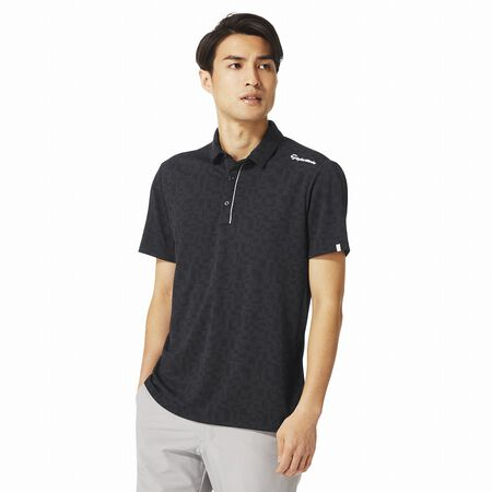 ALL OVER GRAPHIC S/S POLO