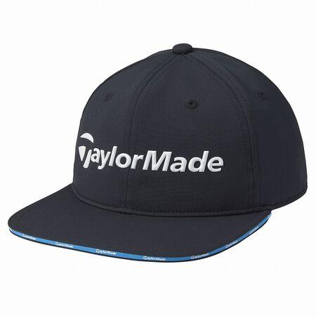 TM LOGO FLAT CAP