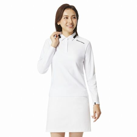 TAILORED L/S POLO