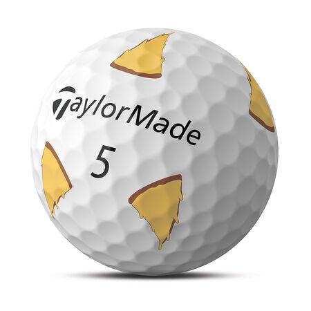 TP5 pix Pizza Golf Balls