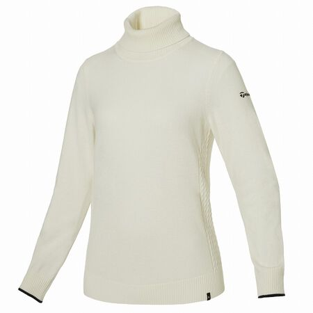 WOMEN'S CASHMERE BLENDED SWEATER