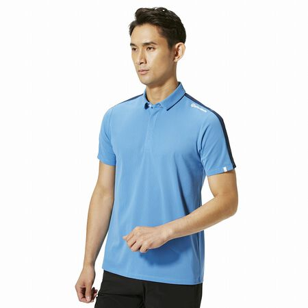 VENTILATED LINED S/S POLO