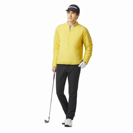 M DOUBLE TAILORED PULLOVER