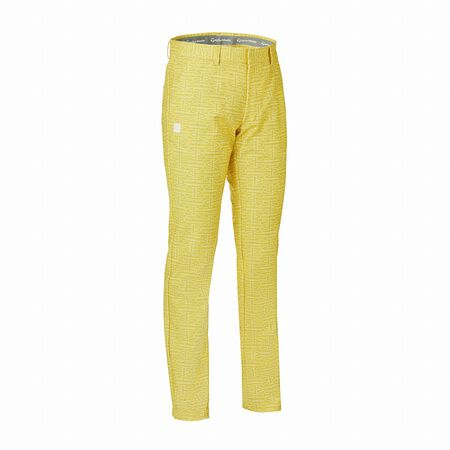 M ALLOVER GRAPHIC STRAIGHT PANTS