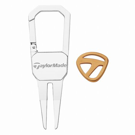 CARABINER DIVOT TOOL WITH MARKER