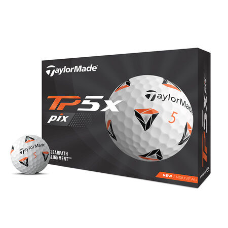 2021 TP5x pix Golf Balls